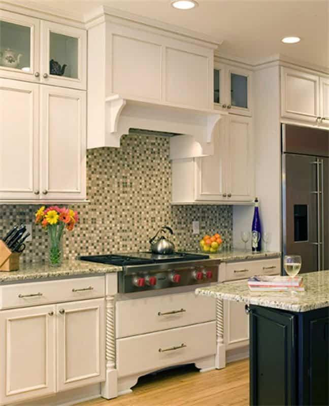 Dream Kitchen Elgin: Stanisci Design Wood Hoods