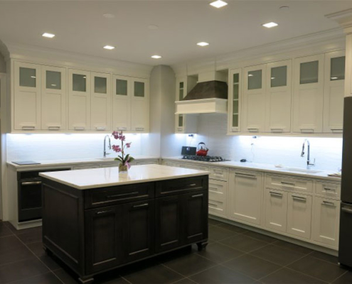 G simple Exquisite Kitchen Design