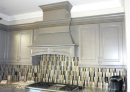 J Series Kitchen Wood Range Hood Stanisci Design Wood Hoods