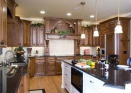 O Series 72 x 72 Full Kitchen