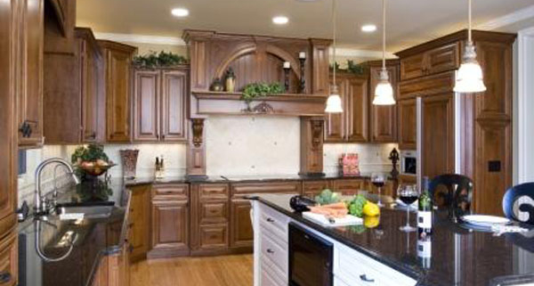 O Series 72 x 72 Full Kitchen