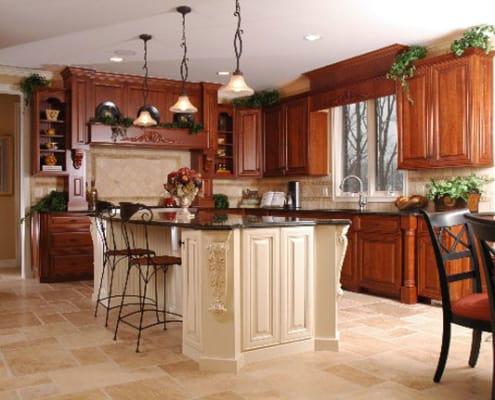 Scaccia Model Heritage Kitchens W