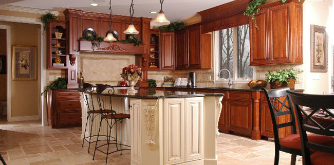 Scaccia Model Heritage Kitchens W