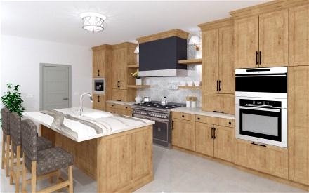Home Stanisci Design Wood Hoods